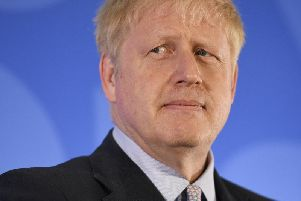 Mr Johnson hasrefused to comment on suggestions that he had sexual relations with Ms Arcuri.Picture: Getty Images