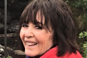 Joan Anderson died as a result of the collision. Picture: Police Scotland