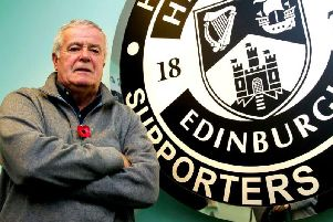 Pat Stanton will be guest of honour at Hibs' home clash with Celtic