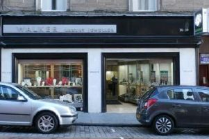 The armed robbery happened at Walker jewellers in Dundee's Union Street. Picture: Google.