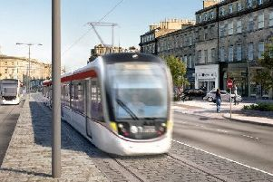 """Big infrastructure project like the tram extension have incurred costs for """"professional services."""""""