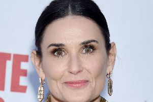 Actress Demi Moore has said she was raped at the age of 15. Picture: Getty