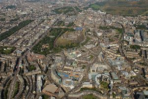 Edinburgh grabbed fourth place in the list of 15 UK cities. Picture: Contributed