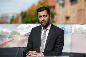 Justice Secretary Humza Yousaf has been urged to act after new statistics showed sexual crimes are at a record high.