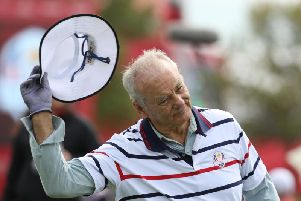 Hollywood actor Bill Murray was involved in a crash in St Andrews