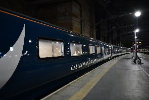 Caledonian Sleeper's new trains