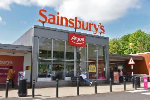 The group has already relocated many of its Argos branches within main Sainsbury's stores. Picture: Stuart Cobley