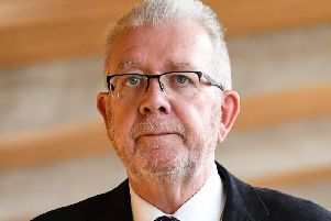 Constitutional Secretary Michael Russell has again refused to agree that the question in a second independence referendum should be tested by the Electoral Commission.