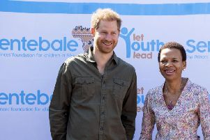 The Duke of Sussex has strongly criticised climate change deniers.