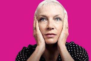 Annie Lennox performed before a sold-out audience at the Armadillo in Glasgow - her first public show in Scotland for a decade.