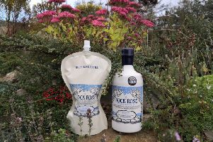 Caithness-based Rock Rose Distillers has launched new refill pouches for its hand-crafted gin that can be sent free through the post for recycling