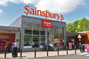 The group has set up hundreds of Argos counters within its larger supermarket sites. Picture: Stuart Cobley