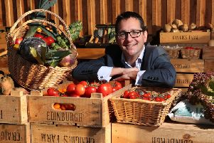 Scotland Food & Drink chief executive James Withers called Showcasing Scotland the sector's 'most important trade event'. Picture: Stewart Attwood