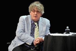 Paul Muldoon PIC: Bryan Bedder/Getty Images