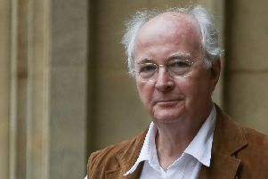 Philip Pullman PIC: Daneil Leal-Olivas / AFP / Getty Images