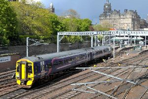 ScotRail services passing through Haymarket have been affected by the signalling fault.