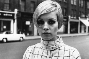 1960s icon Twiggy is popular in one Osaka restaurant. Picture: Getty Images