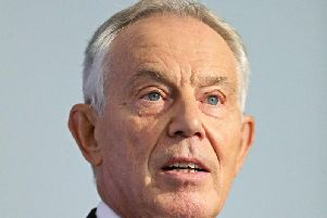 Tony Blair. Picture: Aaron Chown/PA Wire