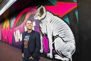 HMV owner Doug Putman has spoken of his ambitions