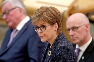"Nicola Sturgeon was asked to intervene in the mesh scandal and bring a US surgeon to Scotland to perform ""transformative"" surgeries."