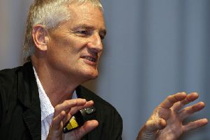 James Dyson - chairman and founder of Dyson Ltd