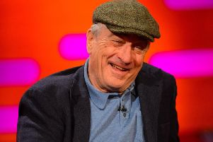 Robert De Niro will appear on The Graham Norton Show tonight