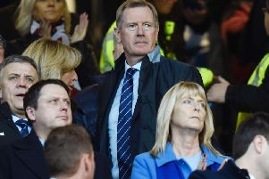 Dave King has been punished for his takeover of Rangers. Picture: SNS