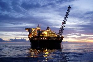 The contract for Teekays Hummingbird Spirit vessel at the field has also been extended by up to three years. Picture: contributed.