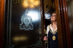 Lord Provost of Glasgow, Cllr Eva Bolander. Picture: JPIMEDIA