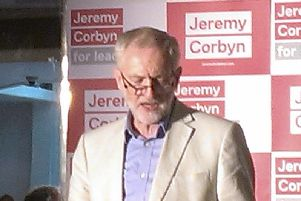 Jeremy Corbyn has played down the prospect of a quickfire referendum