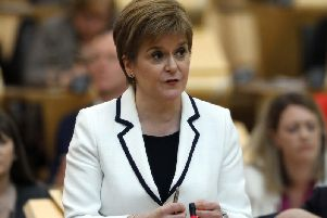 """Nicola Sturgeon says Scots will back independence by a """"significant margin"""""""