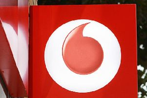 Vodafone said customers would not be charged.