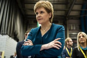 First Minister Nicola Sturgeon will address the SNP conference in Aberdeen tomorrow