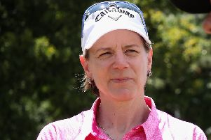 Sweden's Annika Sorenstam will be a tournement host. Picture: Christian Petersen/Getty