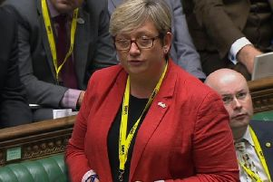 Joanna Cherry says no woman should rule herself out as potential leader