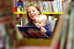 One in ten parents never read a bedtime story to their children.