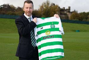 Nick Hammond is Celtic's new head of football operations. Picture: Ross Parker/SNS
