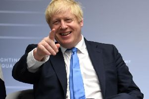 Boris Johnson sent two letters to the EU