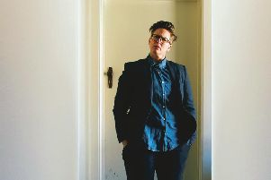 Hannah Gadsby won an Emmy for Nanette and now she's back with a new show, Douglas
