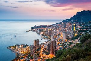 David McLean discovers the luxurious delights on offer in Monte-Carlo.