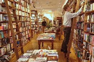 Independent booksellers Topping & Company has opened a 'mesmerising' new store at the top of Edinburgh's Leith Walk, says Brian Ferguson