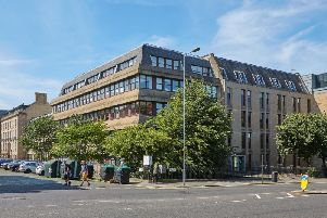 The buildings are known to many as Centrum House and Bupa House. Picture: contributed.