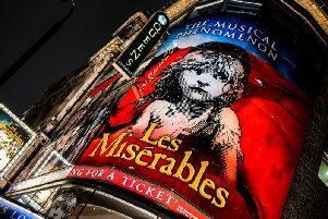 Les Mis is now London's longest-running musical show. Picture: Shutterstock