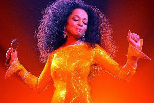 Diana Ross is coming to Glasgow next Summer (Getty Images)