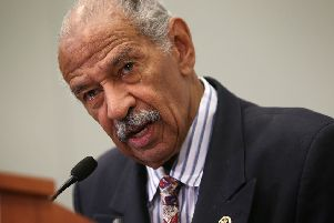 John Conyers, who served as a US Congressman for more than 50 years, has died at the age of 90. Picture: Getty