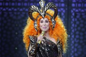Cher PIC: Scott Barbour/Getty Images