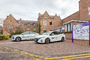 Council staff use car-sharing club vehicles for work trips rather than their own. Picture: Enterprise Car Club