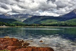 The Isle of Arran is one of the five routes which make up The Coig.