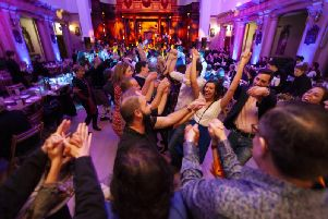 Edinburgh will be hosting bilingual ceilidhs among events aimed at an influx of Chinese visitors. Picture: Contributed