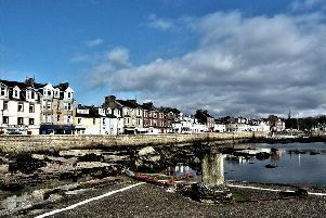 Millport on the Isle of Cumbrae